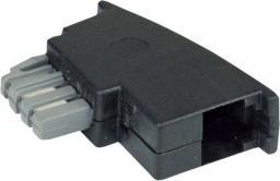 InLine Adapter TAE-N męski - RJ11 żeński 6P4C (69941)