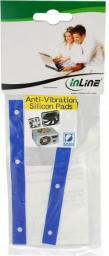 InLine Paski antywibracyjne do HDD 2 szt. (00244C)