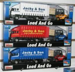 Teama Ciężarówka Load&Go - 001-21522