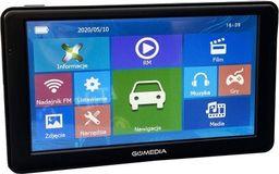 """Nawigacja GPS Go Media NAWIGACJA GPS7010 7"""" iGO Primo Dotykowy Ekran 256MB"""
