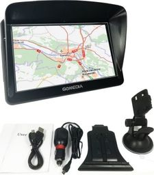 """Nawigacja GPS Go Media NAWIGACJA GPS7010 7"""" iGO Primo TIR CIĘŻARÓWKA 256MB z daszkiem przeciwsłonecznym"""
