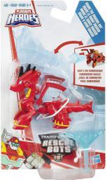 Hasbro Zwierzaki do transformacji Rescue Bots Smok Drake (B4954/B4956)