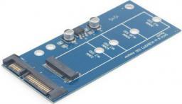 """Kontroler Gembird miniSata 1.8"""" na SATA M.2 (EE18-M2S3PCB-01)"""