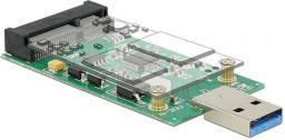 Delock USB - mSATA  (62681)