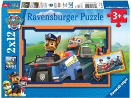Ravensburger 2x12 Psi Patrol W akcji - 075911