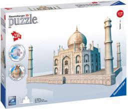 Puzzle 3D Taj Mahal - (125647)