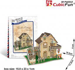 Dante Puzzle 3D Domki świata-Włochy - (306-23118)