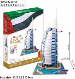 Dante Puzzle 3D duży zestaw Burjal Arab - (306-20101)