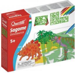 Quercetti Szablony Dinozaury - 040-2613
