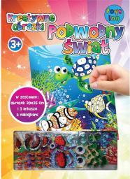Stnux Kreatywne obrazki Podwodny świat - TKC-EP100A
