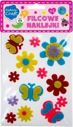 Stnux Filcowe Kwiaty - 113-0045