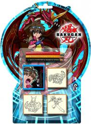 Dante Pieczątki shaped Bakugan - (043-11857)