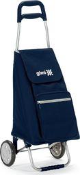 Gimi Wózek torba na zakupy na kółkach Argo 45 L niebieski