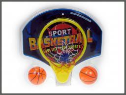 Hipo Koszykówka 33cm z piłkami HIPO - H12166