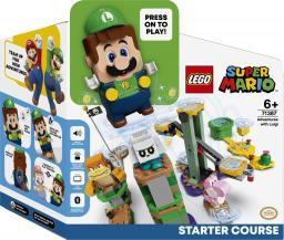 LEGO Super Mario Przygody z Luigim - zestaw startowy (71387)