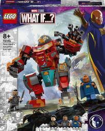 LEGO Marvel Sakaariański Iron Man Tony'ego Starka (76194)