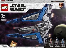 LEGO Star Wars Mandaloriański myśliwiec (75316)