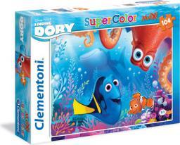 Clementoni SuperColor MAXI Finding Dory 104el. - 23976