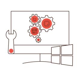 Montaż + Instalacja systemu operacyjnego