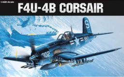 Academy ACADEMY F4U4B Corsair - (12267)
