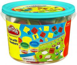 Hasbro Play-Doh Kolorowe wiaderko - 23414EU40/23326