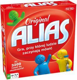 Tactic Gra planszowa Alias Original (53173)