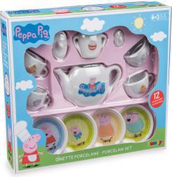 Smoby Świnka Peppa, Porcelana - 7600310531