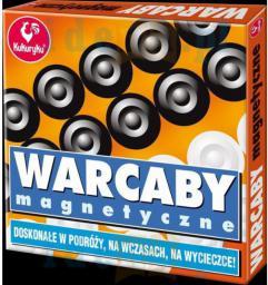 Promatek Gra Warcaby Magnetyczne - 0284