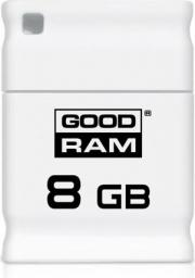 Pendrive GoodRam Piccolo 8GB (UPI2-0080W0R11)