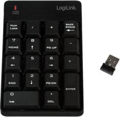 Klawiatura LogiLink ID0120