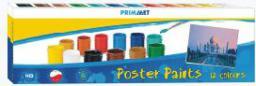 Starpak Farby plakatowe Prima Art - (299717)