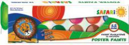 Starpak Farby plakatowe SAFARI - (316876)