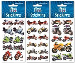 Starpak Naklejka 66x180 Motocykle 225023