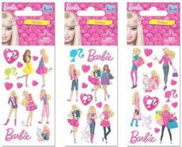 Starpak Naklejka 66x180 mm, Barbie - 262436