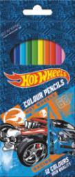 Starpak Kredki ołówkowe 12 kol. Hot Wheels - 337289