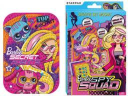 Starpak Zestaw kreatywny Mozaika Barbie - 344157