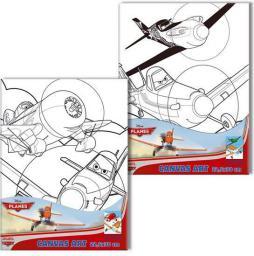 Starpak Podobrazie Samoloty - 283113