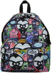 Derform Plecak młodzieżowy w graffiti (PLM16J06)