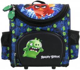 Derform Tornister ergonomiczny mały Angry Birds 13 - DERF.TEMAAB13