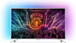 Telewizor Philips 55PUS6561/12 4K, Android, Netflix, AMBILIGHT 3, QWERTY + CENNY PREZENT