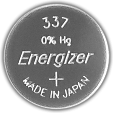 Energizer Bateria 337 1szt.