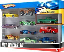 Hot Wheels Dziesięciopak 1:64 (54886)