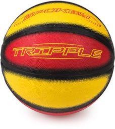 Spokey Piłka do koszykówki  TRIPPLE - (832891)