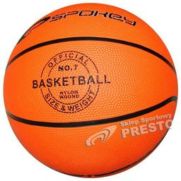 Spokey Piłka do koszykówki CROSS (82388)