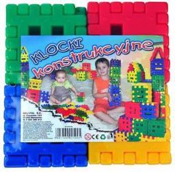 CZAKO Klocki konstrukcyjne, 24 elementów - 5907760025005