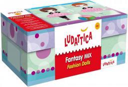 Liscianigiochi LUDATTICA Fantasy Mix  Modne laleczki - 52349