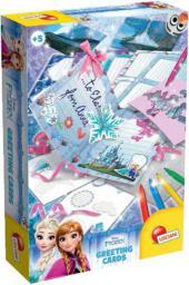 Lisciani Frozen Kartki okoliczno. - 52936