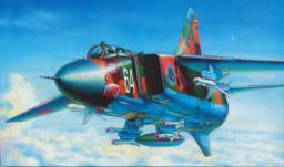 Zvezda MiG23 MLD Soviet Fighter - 7218
