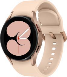 Smartwatch Samsung Galaxy Watch 4 Aluminum 40mm Różowy  (SM-R860NZDAEUE)
