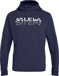 Salewa Bluza męska Reflection 2 Dry M Hdy premium navy melange r. L